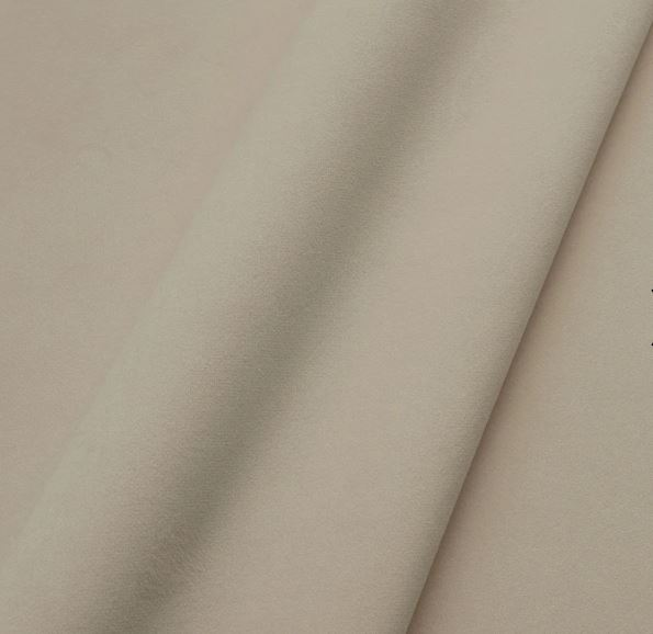 This fine velvet fabric is invitingly soft, stain resistant, hard wearing and washable.
