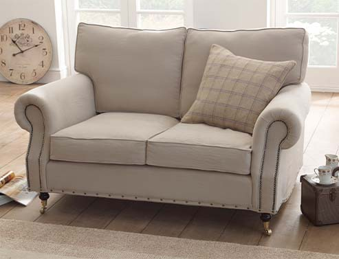 Arlington Traditional Fabric Sofa