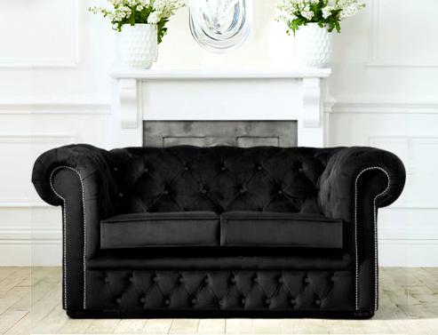 Fabric Luxury Chesterfield Sofa