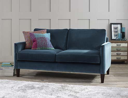 Columbus Fabric Sofa
