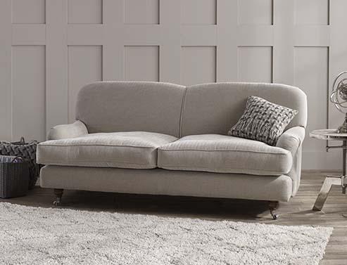 St George Fabric Sofa