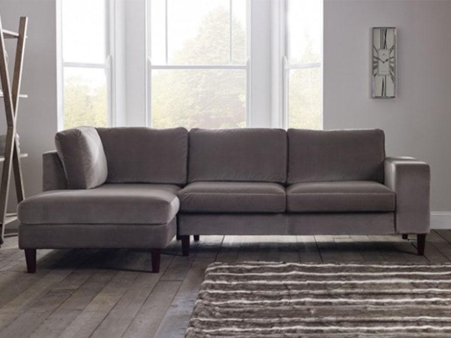 Wellington Fabric Corner Chaise