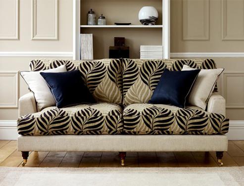 Wilmslow Linen Fabric Sofa