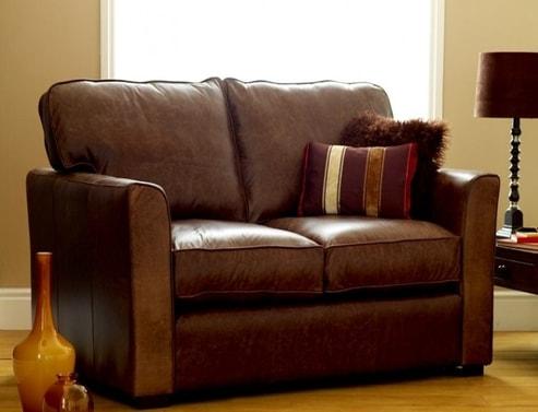 Torino Leather Sofa Beds