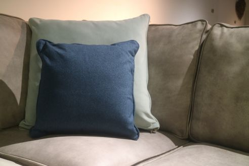 FABRIC SCATTER CUSHION 16 INCH