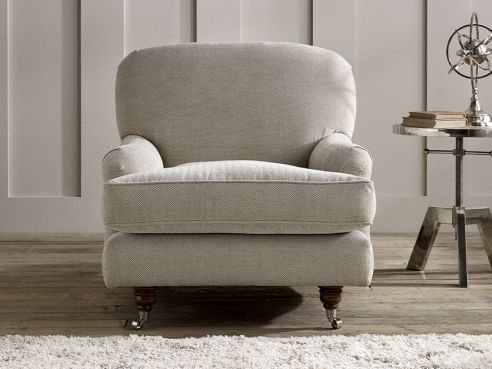 St George Fabric Sofa Chair