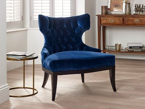Taunton Curved Back Chair